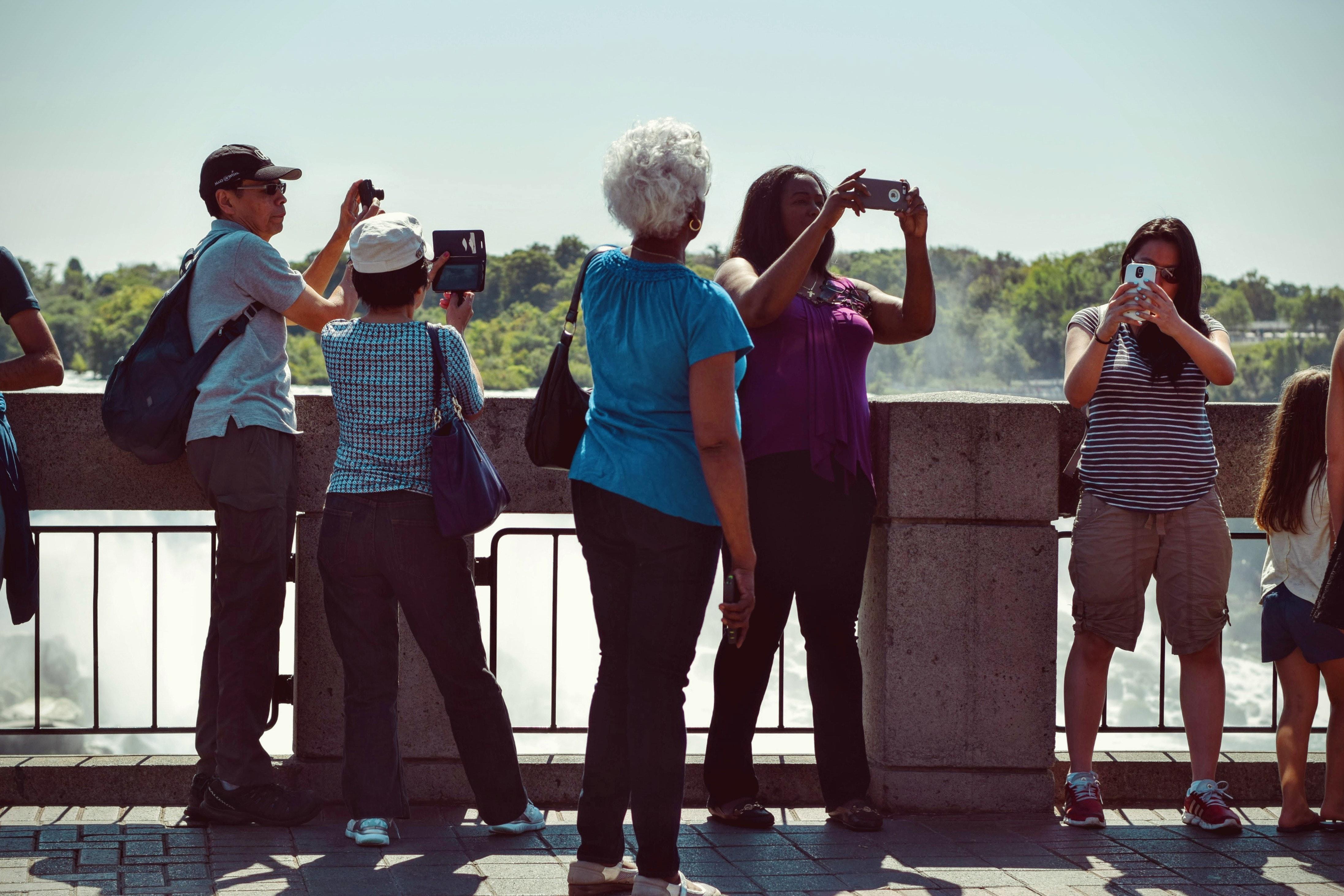 Tourists Turkey