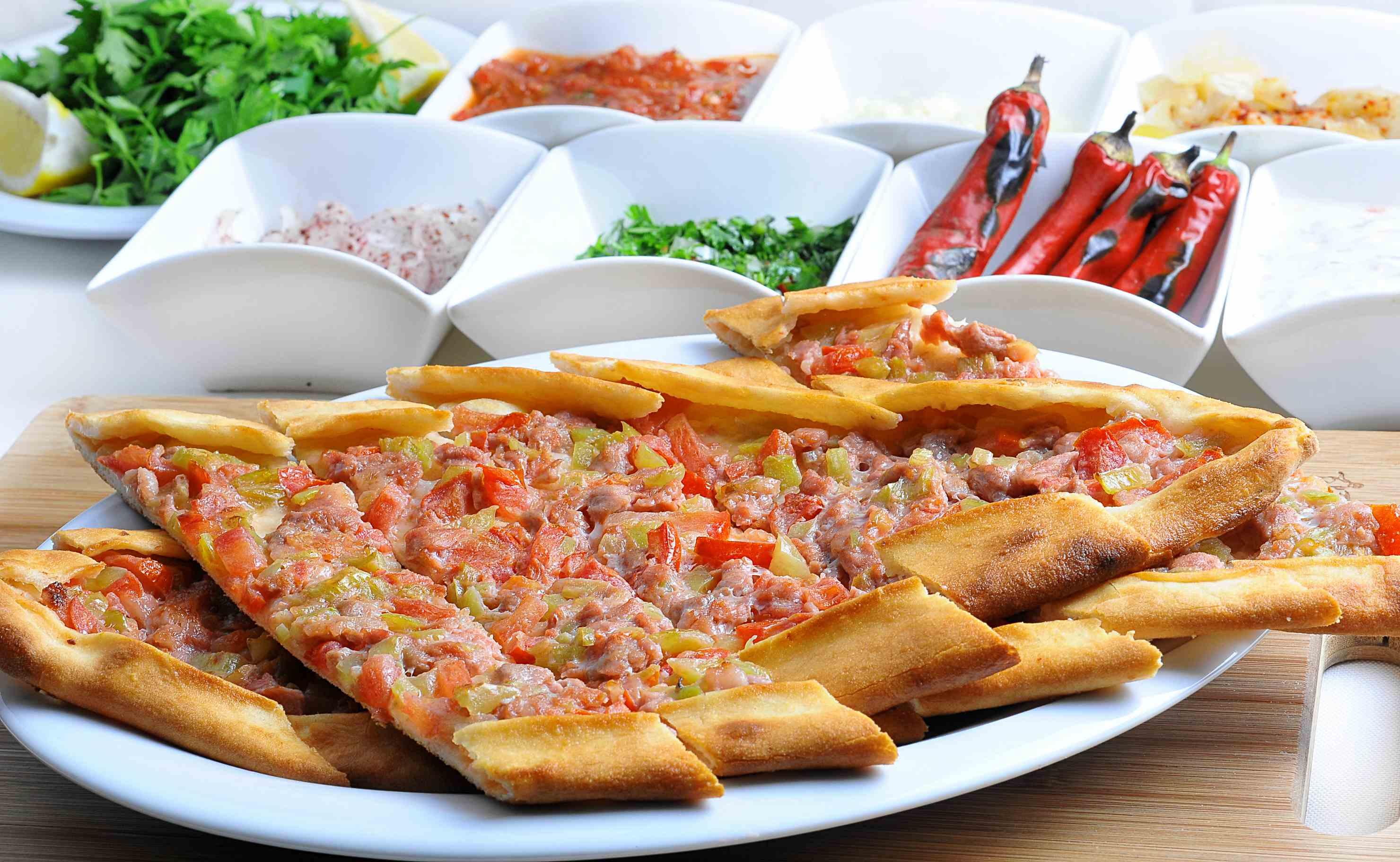 比萨 土耳其食品