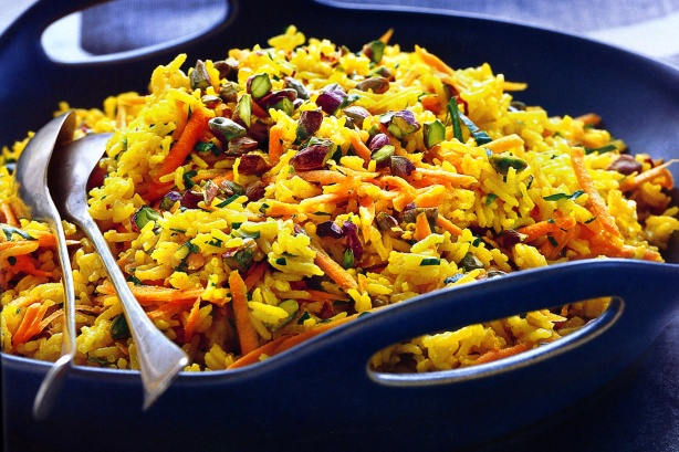 pilaf, Turkish food
