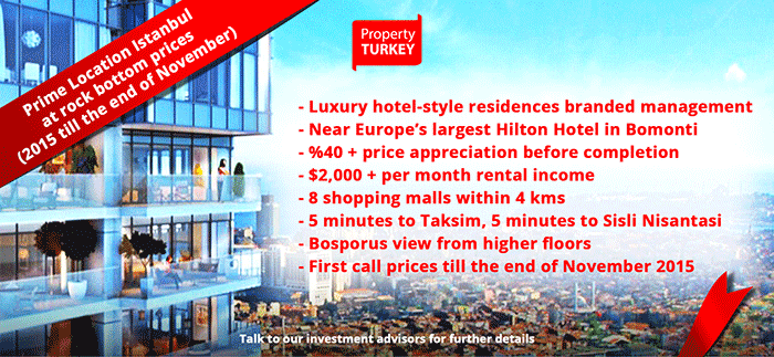 Prime location real estate