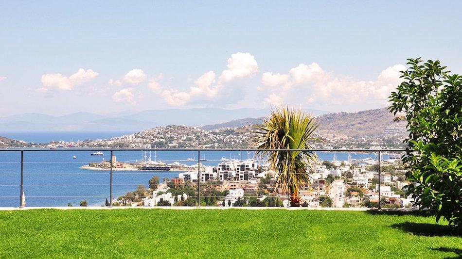 Marina view property in Yalikavak
