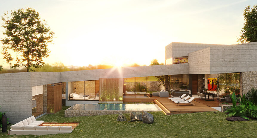 Bodrum investment property