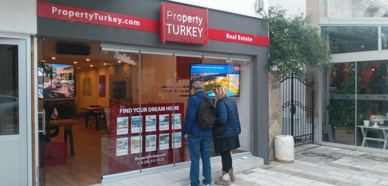 Property Turkey Bodrum Office