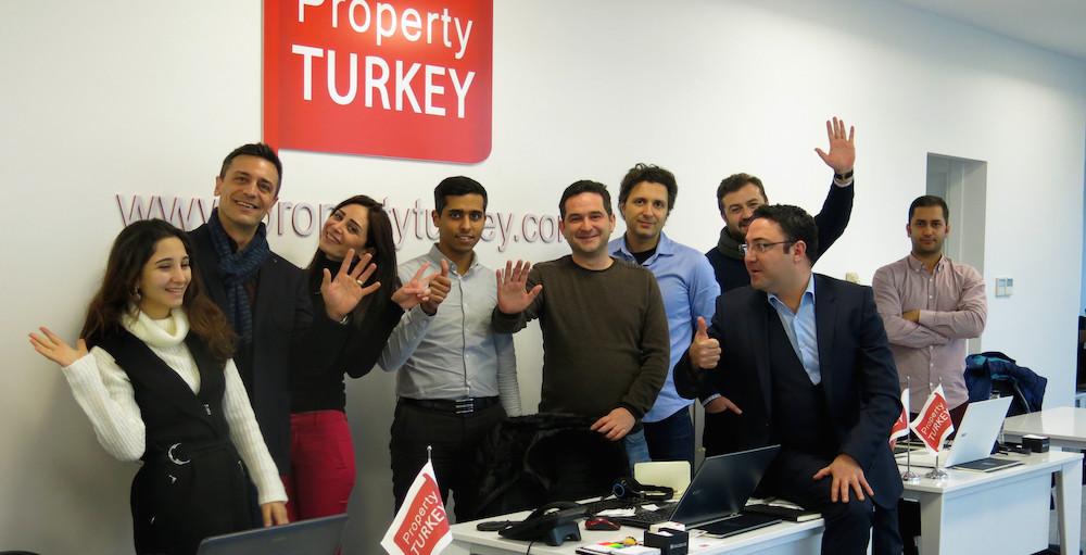 Property Turkey team