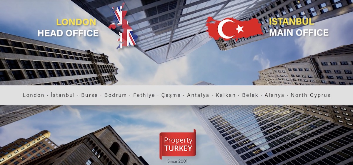 PropertyTurkey.com网站
