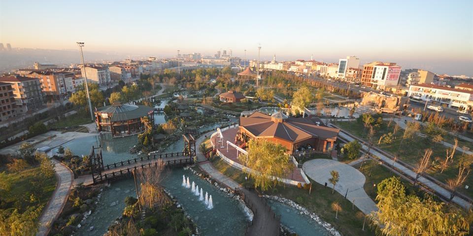 Recep Tayyip Erdogan park