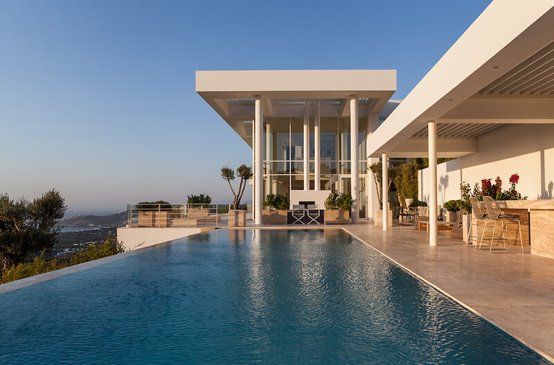Richard Meier Bodrum