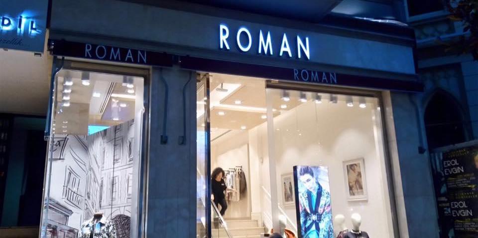 Roman Nisantasi