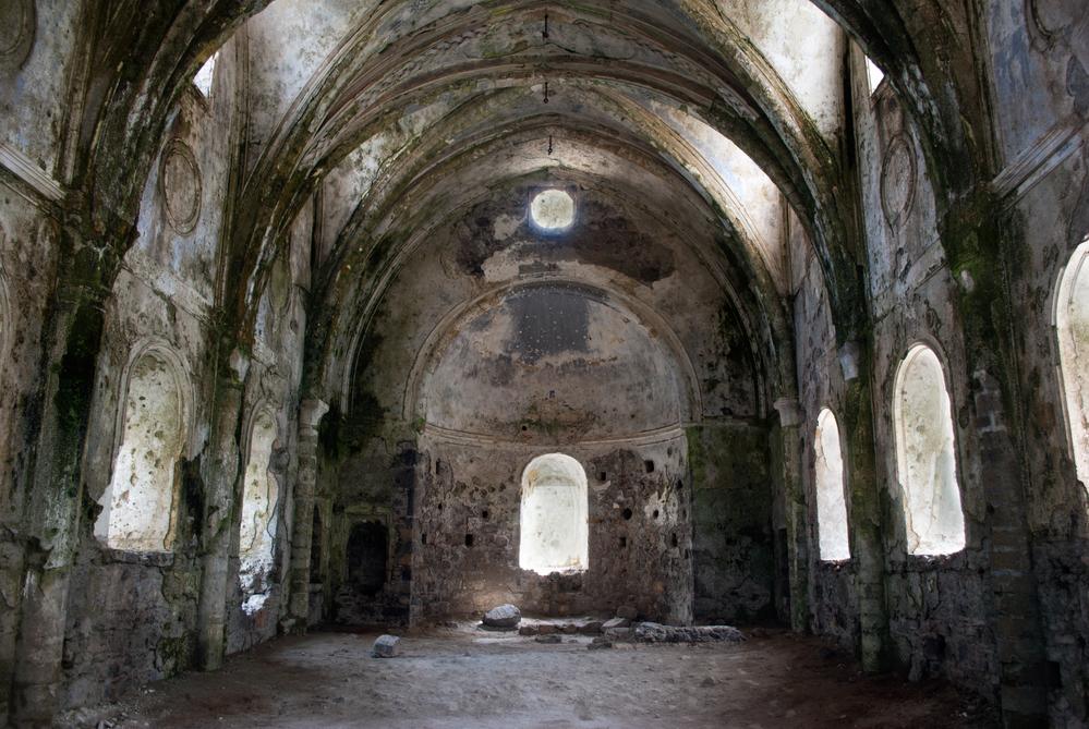 Church in Kayakoy