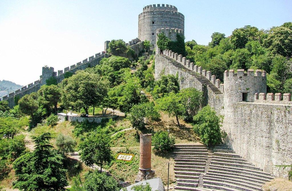 Rumeli Hisari, Turkey