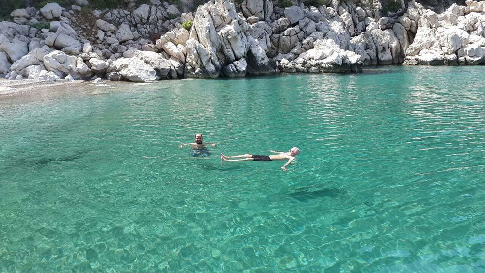 Sazak Bay Antalya