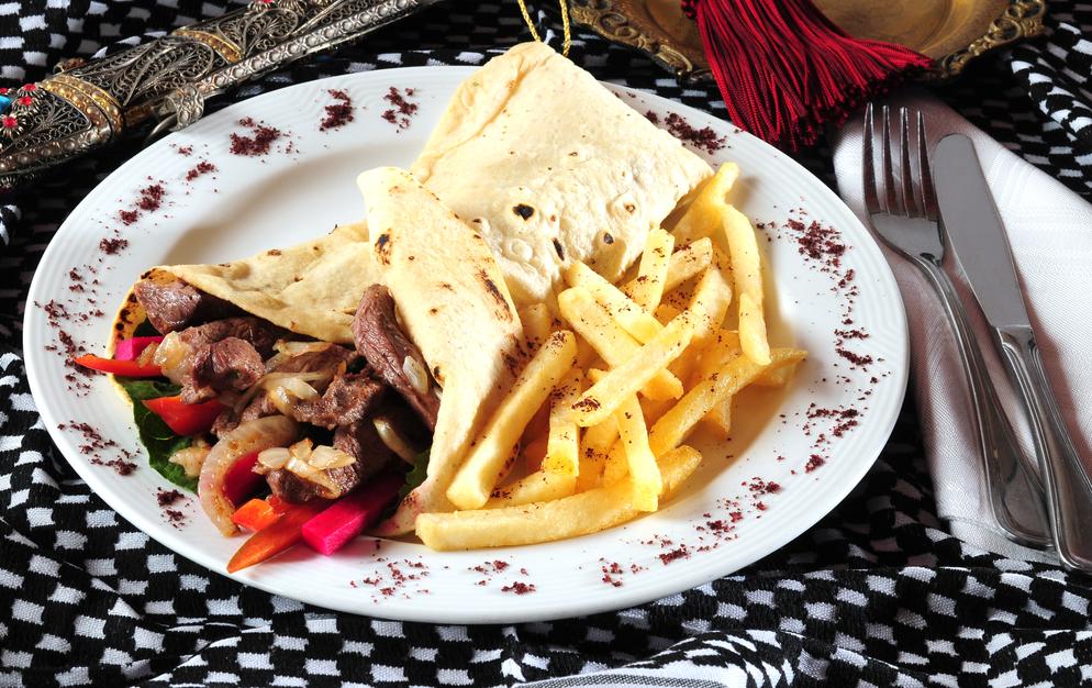 Shawarma Istanbul