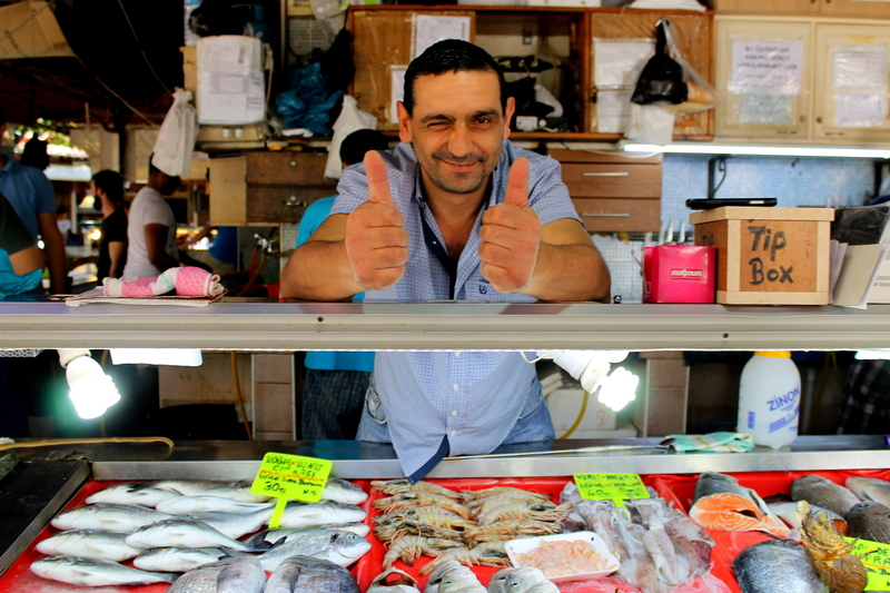 Turkish shopkeeper