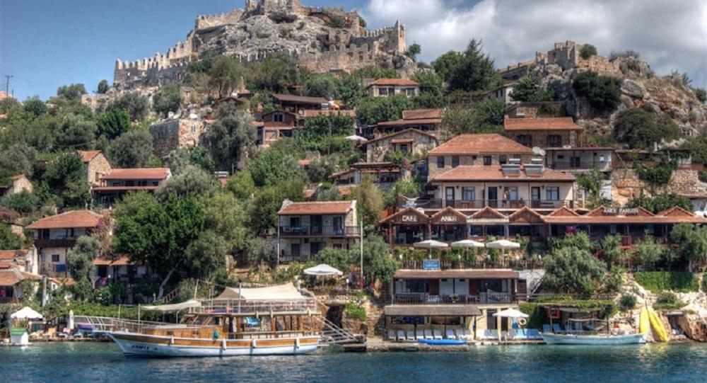 Simena in Turkey