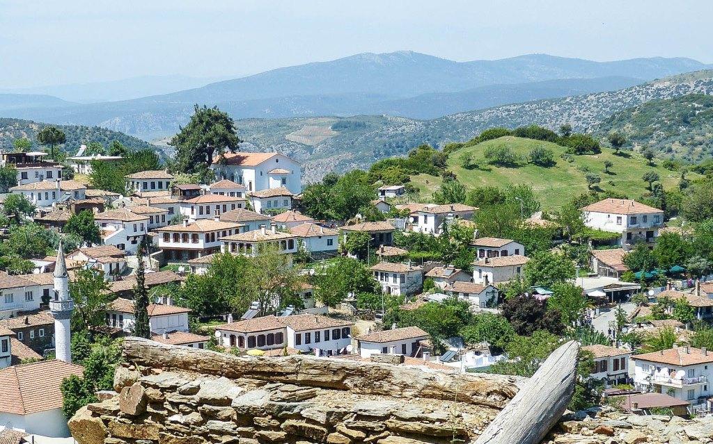 Sirince Village Turkey