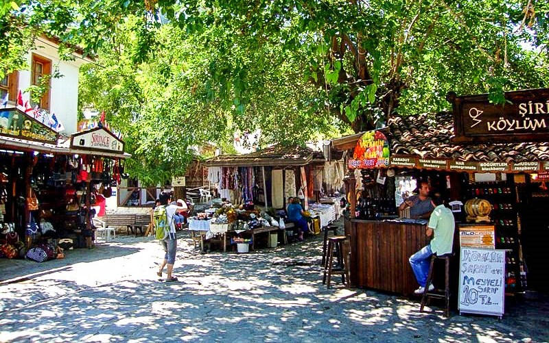 Sirince Bazaar