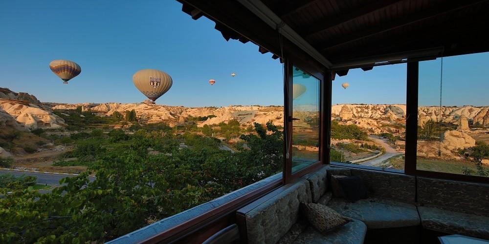 SOS Cave Hotel Cappadocia