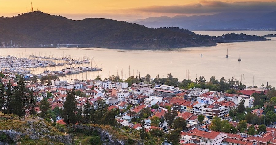 South Turkey