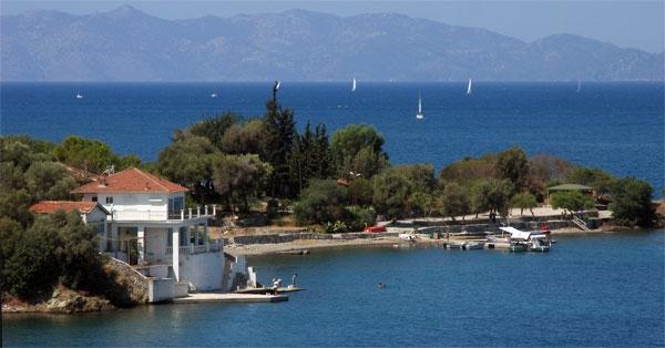Sovalye Island, Fethiye
