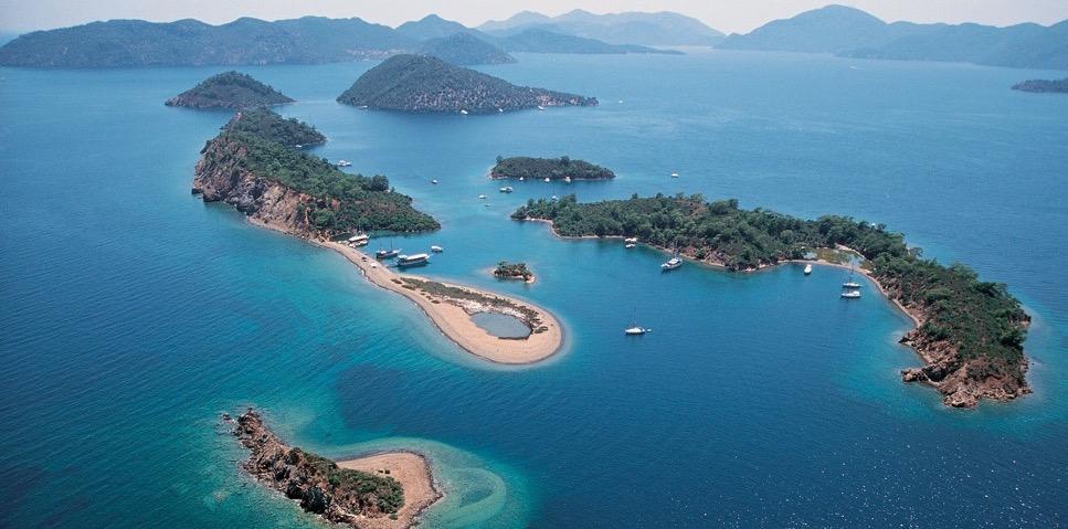 Sovalye Island Turkey
