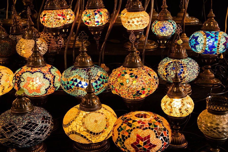 Lanterns in Istanbul