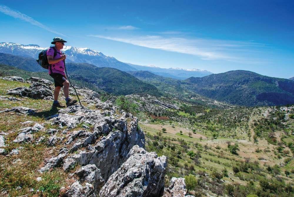 Walk this way: hiking through Turkey