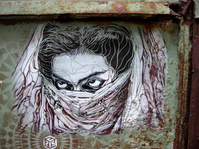 C125, street art in Istanbul
