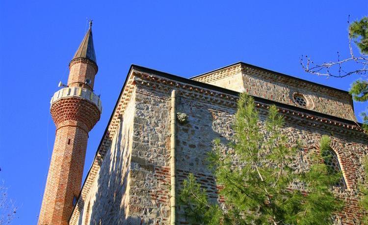 Suleymaniye Mosque Alanya