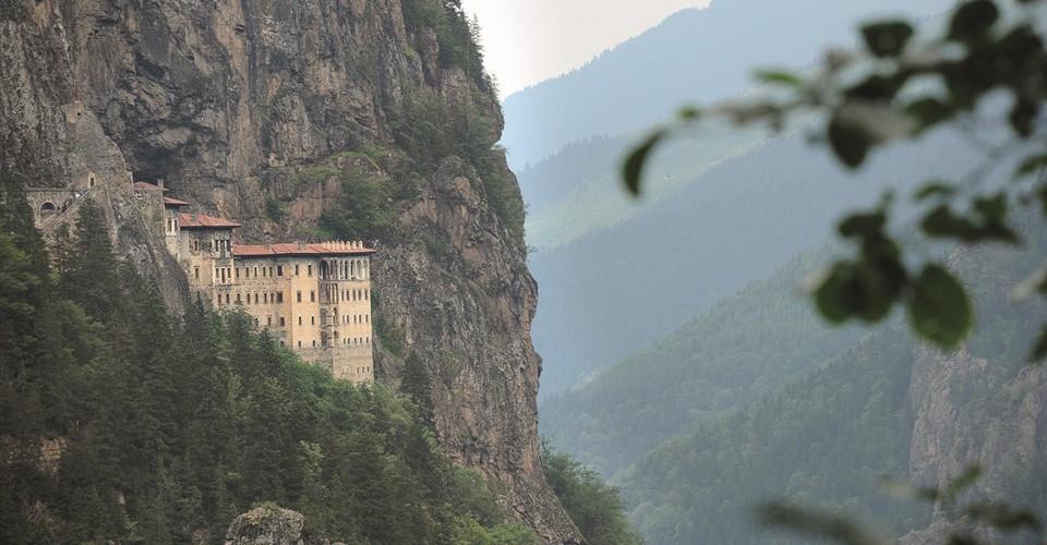 苏梅拉修道院