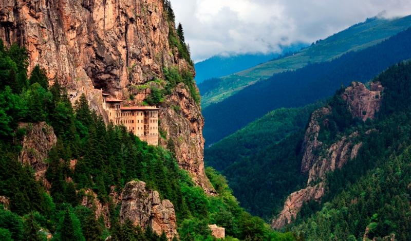 Smell Monastery