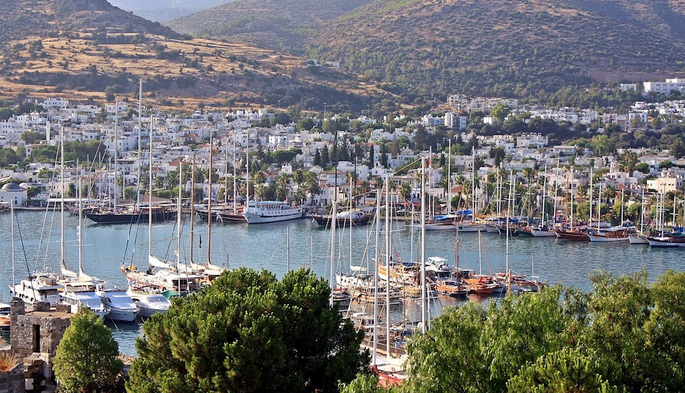 Summer fun in Bodrum