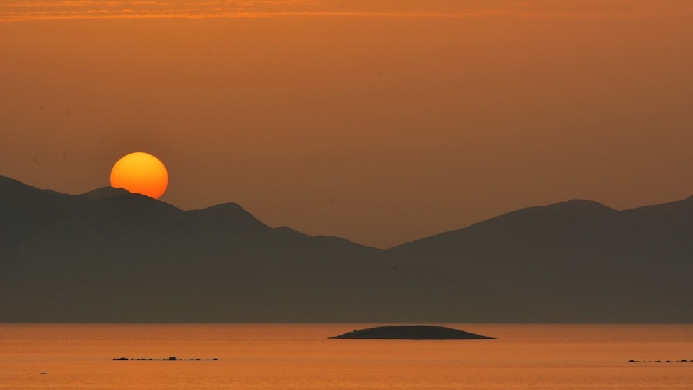 Sunsets in Bodrum