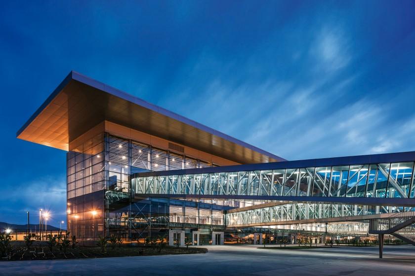 博德鲁姆米拉斯国际机场
