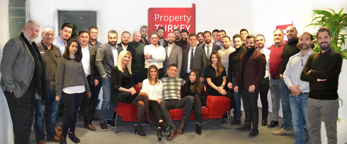 Property Turkey Istanbul team