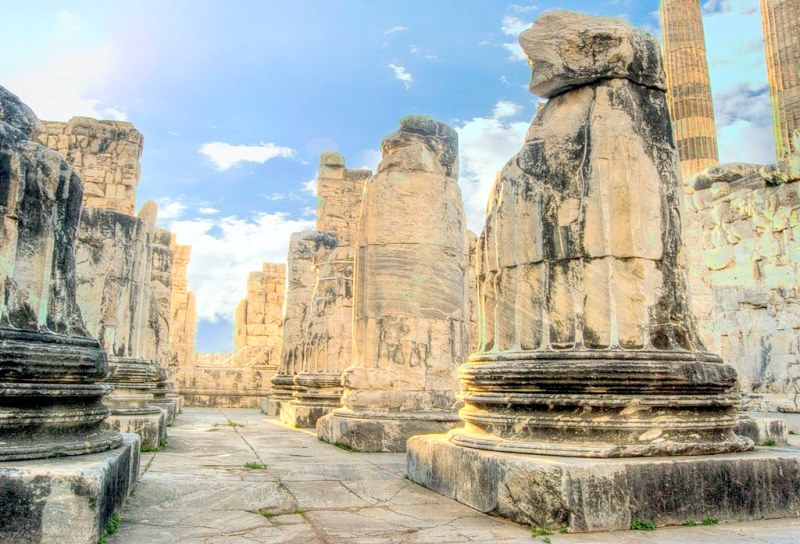 Temple of Apollo Turkey