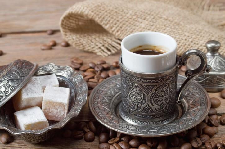 قصص مذهلة عن القهوة التركية
