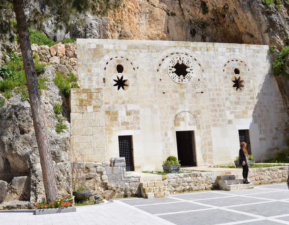 The Church of Saint Peter: Antakya