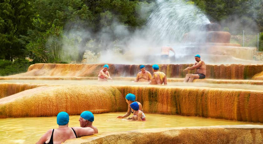 geothermal tourism in Turkey