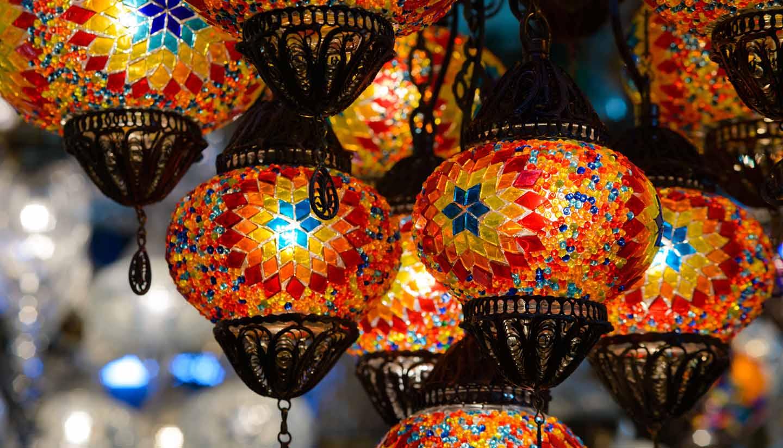 土耳其吊灯