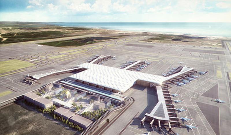Третий аэропорт Стамбула