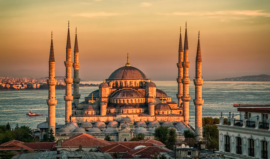 Topkapi in Istanbul