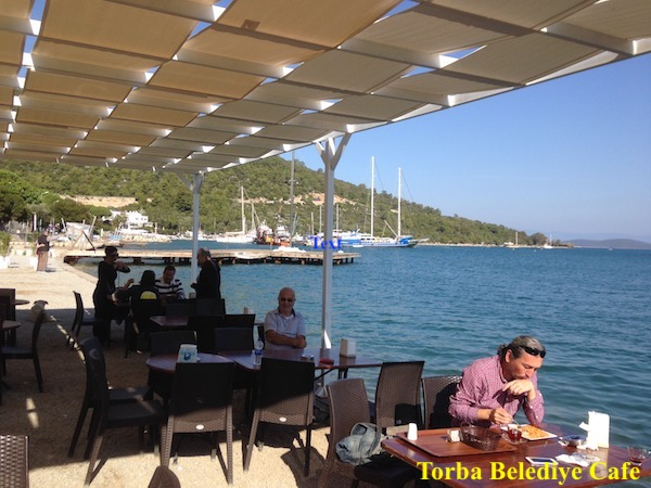 Why council cafes are Bodrum's best kept secret