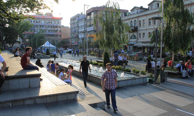 Trabzon centre