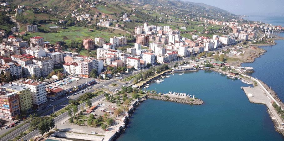 Trabzon city