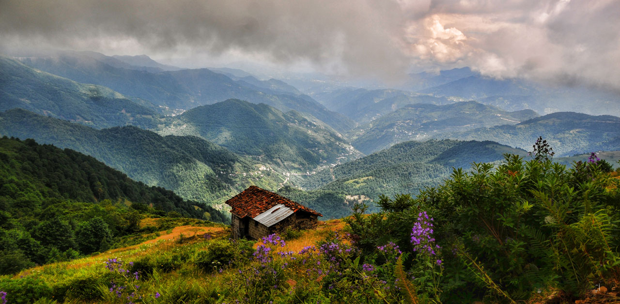 Trabzon natural surroundings