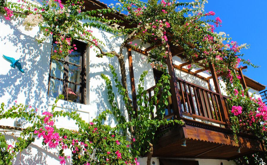 Houses in Kalkan