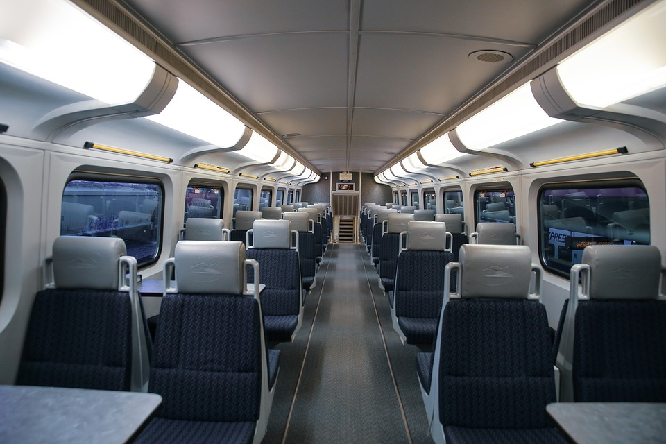 Train in Turkey