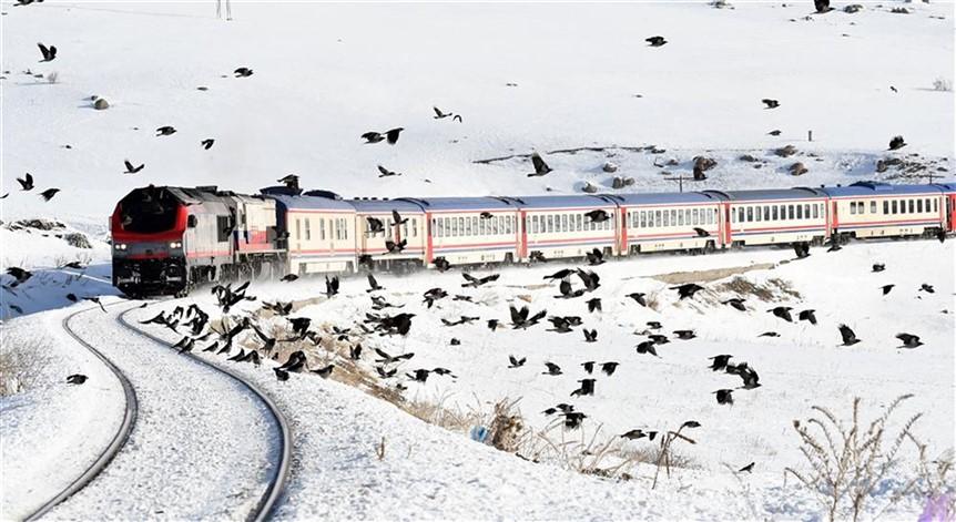 Поезда в Турции
