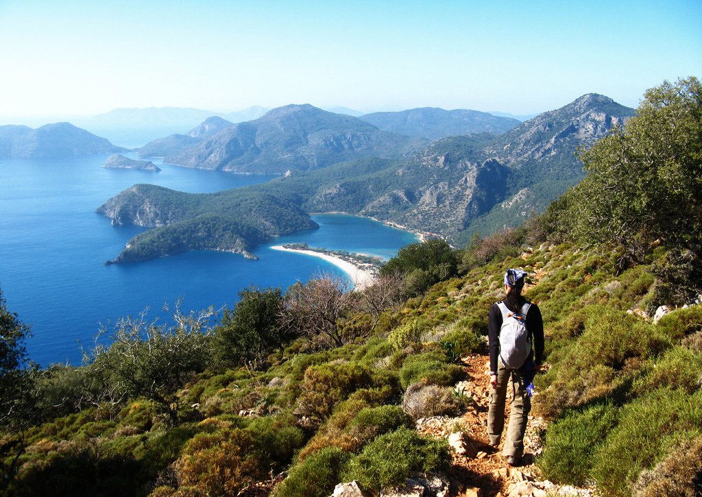 Take a breath-taking hike on The Lycian Way