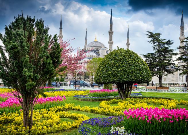 7 أسباب تشجعك على زيارة تركيا فى فصل الربيع